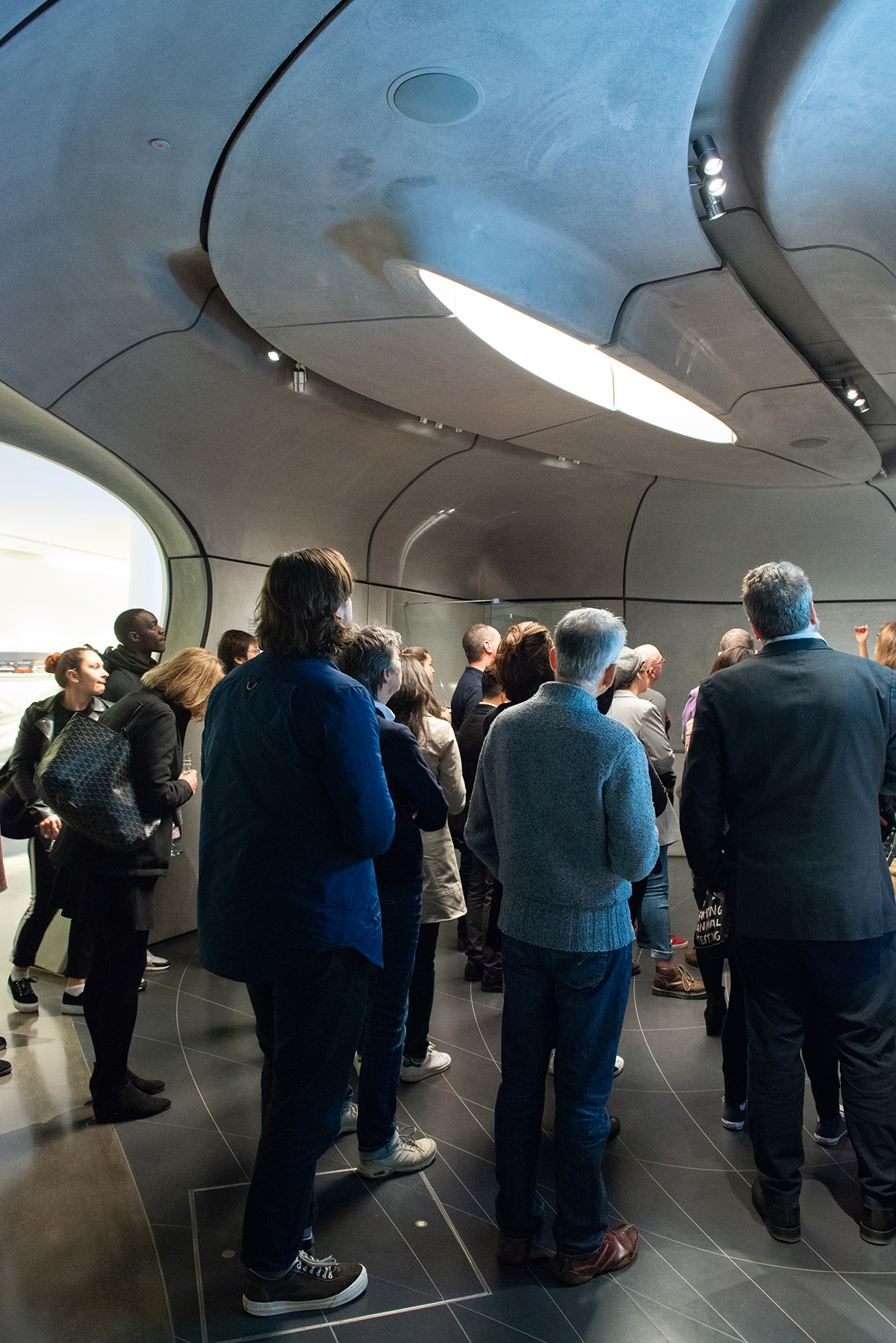 Guided Tour Of Roca London Gallery